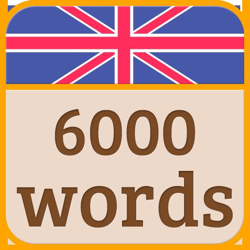 6000 Basic English Words