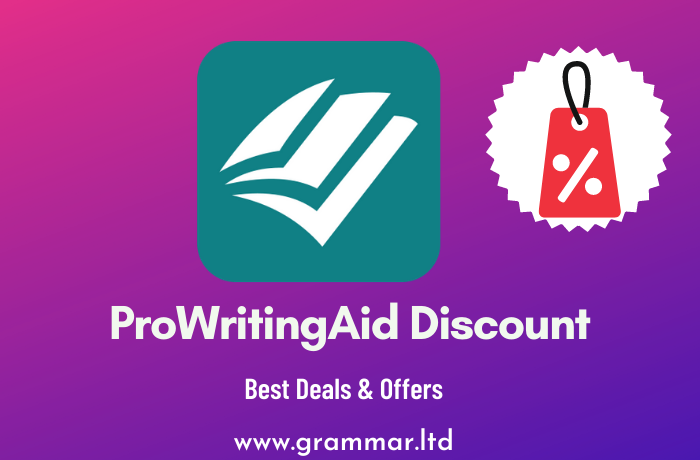 ProWritingAid Discount