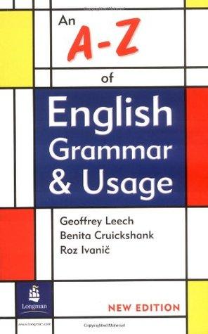 A-Z de la grammaire et de l'utilisation de l'anglais