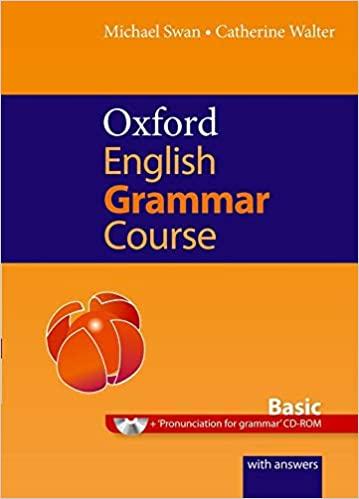 Cours de grammaire d'Oxford
