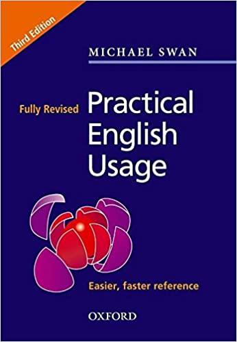 Utilisation pratique de l'anglais par Michael Swan